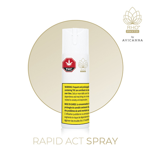 Avicanna's RHO Phyto™ Rapid Act Sprays are Now Available Nation Wide in Canada Through Medical Cannabis by Shoppers™