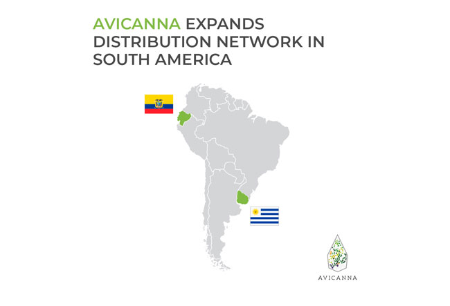 Avicanna Expands Distribution Network In South America Through Commercial Partnerships In Ecuador And Commercial Export Of Feminized Seeds To Uruguay